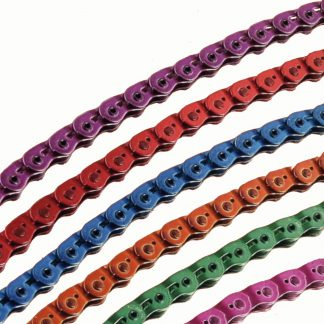 Gusset Coloured Slink Chain