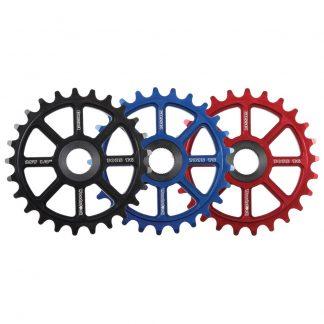 Gusset Woodstock Spline-drive Chainwheel