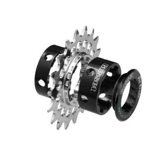 Gusset Double-6C Single Speed Converter