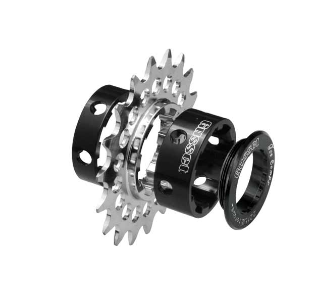 Gusset Campagnolo single speed sprocket 16T