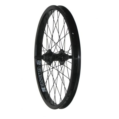 Gusset Black Dog Rear Wheel