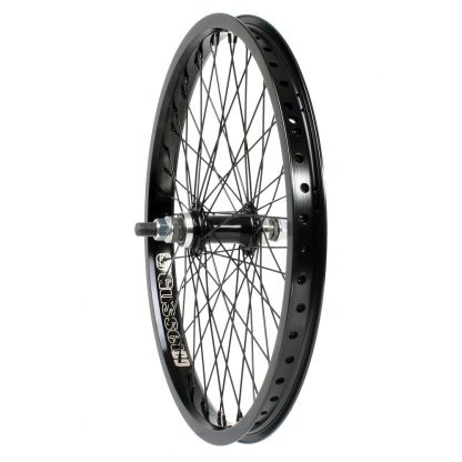 Gusset Black Dog Wheels