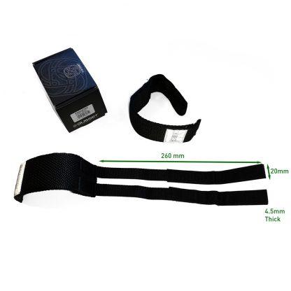Gusset Girdle pedal strap dimensions